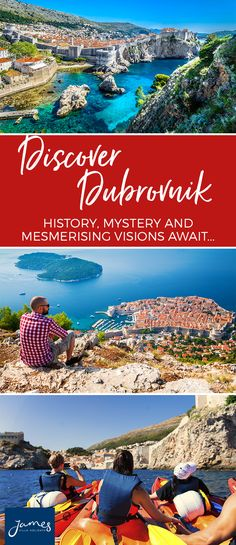 Start your own Croatian adventure! History, mystery and mesmerising visions await. Discover our villas in Dubrovnik.