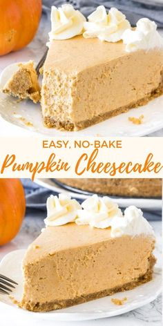 Easy Pumpkin Pie, Baked Pumpkin, Pumpkin Recipes, Pumpkin Spice, Healthy Pumpkin, Easy Pumpkin Desserts, No Bake Pumpkin Pie, Spiced Pumpkin, Pumpkin Pumpkin