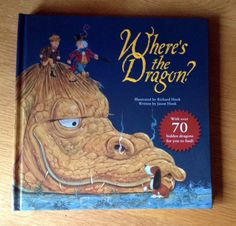 : Where's the Dragon? by Jason Hook Hardcover) 9781402716249 Good Bedtime Stories, Stories For Kids, Jason Hook, Fire Breathing Dragon, Thing 1, Bedtime Routine, Animal Books, 5 Year Olds, Childrens Books
