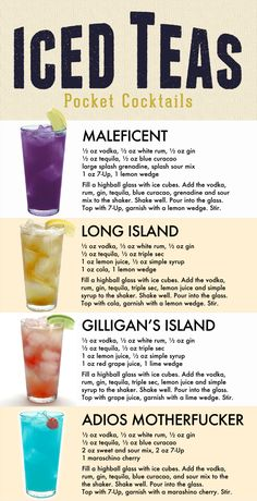 Party Drinks Alcohol, Alcohol Drink Recipes, Liquor Drinks, Fancy Drinks, Cocktail Drinks, Cocktail Recipes, Alcoholic Drinks, Mixed Drinks Alcohol, Beverages