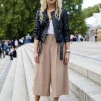 20 Ways to Wear Culottes This Season