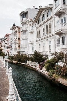 Traditional houses are beyond beautiful in Istanbul. Historic neighborhood of Arnavutköy in Istanbul, Turkey Places To Travel, Places To See, Travel Destinations, The Places Youll Go, Turkey Destinations, Places Around The World, Travel Around The World, Around The Worlds, Wonderful Places