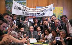 BLOG DO IRINEU MESSIAS: Cunha e seus amigos