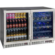 Under Bench Beer Wine Bar Fridge Front Venting And Compare Price Before You