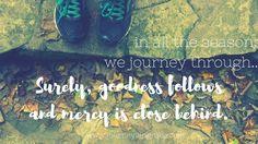 When goodness follow