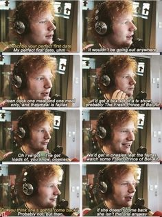 Ed sheeran: perfect man