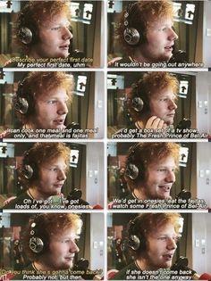 Ed sheeran: perfect man
