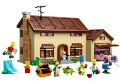 BrickLink Reference Catalog - Sets - Category The Simpsons