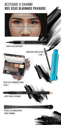 Dicas de maquiagem para mulheres asiáticas   #asiáticas #delineador #dicas #maquiagem #sombra Asian, My Style, Makeup, How To Make, Hair, Beauty, Asian Makeup, Makeup Tricks, Makeup Tips