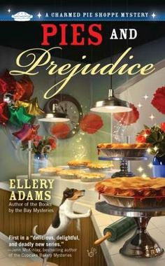 Pies and Prejudice will be out in a few days.  enchanted pies and mystery.  Want to pre order on nook