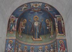 4 posts published by iconsalevizakis during April 2014 Byzantine Icons, Byzantine Art, Fresco, Church Interior, Virgin Mary, Ikon, Leeds, Painting, Interiors
