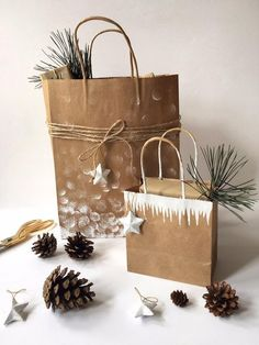 Guide d'emballage Cadeaux - Boutique Vestibule