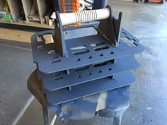 T-loc Systainer Hand Tool Caddy Insert - DIY CNC - free plans provided Dewalt Storage, Tool Storage, Van Racking, Bmw Design, Cnc Plans, Tool Tote, Knife Making Tools, Diy Cnc, Ideas Para Organizar