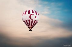Flights of Fancy - A photographic journey of a magical hot air balloon flight through Cappadocia, Turkey!