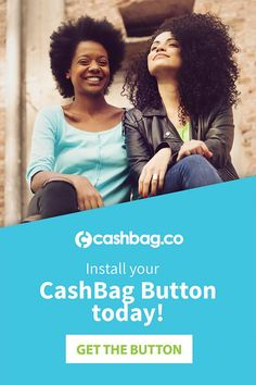 What are you waiting for… Install your CashBag button today & NEVER EVER miss out on getting cash back again! Waiting, Buttons, Plugs
