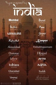 indian font - Pesquisa Google