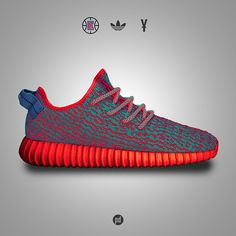 Yeezy Boost 350 : NBA Team Colorways Fashion/Industrial Design Patso Dimitrov