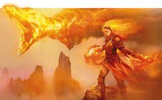 Fiery Death Metal : Daily MTG : Magic: The Gathering