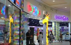 Toys R Us launches newly refurbished Gateway store
