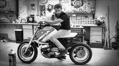 BMW R1100GS - CRD http://www.facebook.com/pages/Cafe-Racer-Dreams/130435487006449