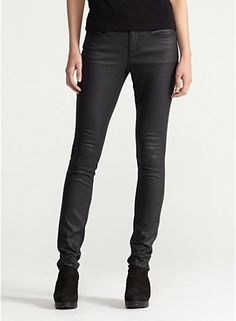On my list of must haves for fall for those of us not a size 2 but want to look stylish and modern.  Nice rise and fit.