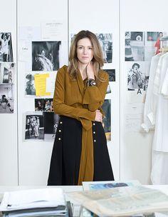 6ab6fab5e16a Clare Waight Keller talks personal style  Part One  creativedirector   givenchy Sui Géneris