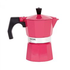 Need more color in your life? These classic percolating coffee makers are now updated with lashings of glossy on-trend Pantone color. These percolating pots will be the hottest design item for any kit