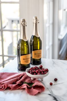 Crystal's Holiday Prosecco Cocktail Recipes   Rue