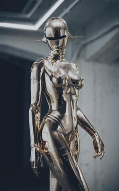 Robotics And Artificial Intelligence, Metropolis 1927, Futuristic Armour, Work Images, Air Brush Painting, Female Characters, Fictional Characters, Tumblr, Character Costumes