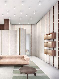 no man's land | Architecture Inspiration ♥ | Bally LA Flagship: