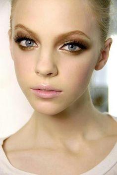 # maquillaje #makeup #eyes #cool