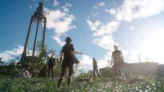 Director de Final Fantasy XV advierte sobre spoilers del juego