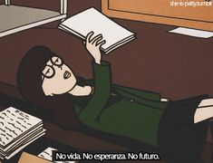 No life, no hope, no future