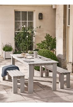 NEW Somerton Outdoor Dining Set - Dining Sets - Outdoor Furniture - Outdoor