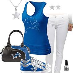 sports shoes 9ef0d 603f6 49 Best Detroit Lions Fashion, Style, Fan Gear images in ...
