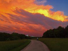 All weather - Sunset and Cloudporn after heavy Thunderstorm. Jürgen R. Schreiter Photography http://www.PixelGallery.de - http://www.JuergenSchreiter.com #weather #wetter #wolken #clouds #cloudporn #sunset #sonnenuntergang #gewitter #thunderstorm #photography #fotografie #frankfurt #germany #schreiter