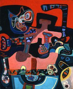 American Abstraction, 1930-1945 - Exhibitions - Michael Rosenfeld Art