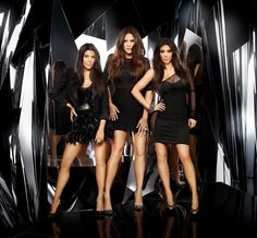 I LOVE watching Keeping Up With The Kardashians! My fav!