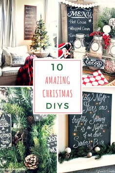 Christmas, Christmas gift ideas, holiday ideas, holiday decor, popular pin, DIY…