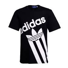 Image result for adidas black and white shirt