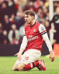 Aaron Ramsey - Arsenal #footballislife