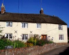 Brook Cottage, East Budleigh, Devon. Self Catering Pet Friendly Holiday in England #WeAcceptPets