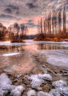 """waterchild09: """" Winter Fantasy by István Ponty on 500px """""""