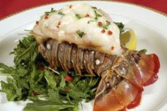 Cooked lobster tails are delicious! How to cook lobster tails
