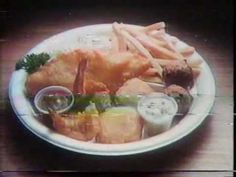 1979 Long John Silver's Seafood Restaurant Commercial
