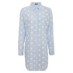 dámská móda, levné oblečení, spodní prádlo, základní kousky, košile, noční oděv, bavlna, top, triko : F&F