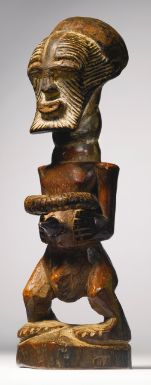 £117,600 - Songye Male Power Figure, Democratic Republic of the Congo | lot | Sotheby's