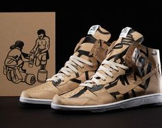 I don't like dunks but these soo tight!!