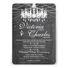 >>>Cheap Price Guarantee          Chalkboard Modern Vintage Typography Chandelier Invite           Chalkboard Modern Vintage Typography Chandelier Invite We provide you all shopping site and all informations in our go to store link. You will see low prices onThis Deals          Chalkboard M...Cleck Hot Deals >>> http://www.zazzle.com/chalkboard_modern_vintage_typography_chandelier_invitation-161853622172332364?rf=238627982471231924&zbar=1&tc=terrest
