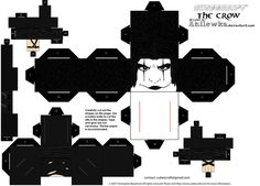 Crow cubeecraft